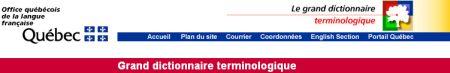 Office québecois de la langue française: online Französisch lernen